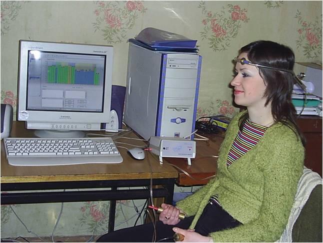 Аппаратно-программный комплекс (АПК) для электропунктурной диагностики «ИНТА-com-Voll-F»